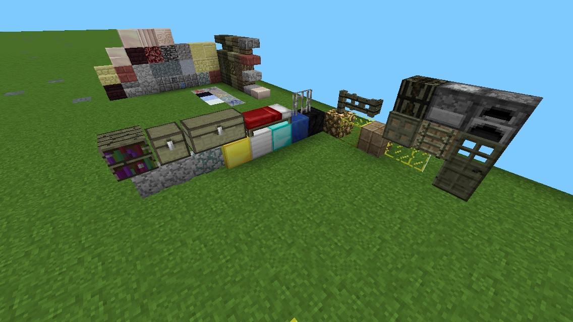 how to create your own texture pack for mcpe ios