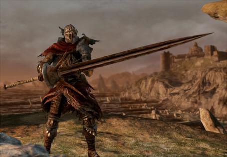 部分編集 刑吏のチャリオットのソウルから 生み出された突撃槍 十字の刃を備え、出...  DAR