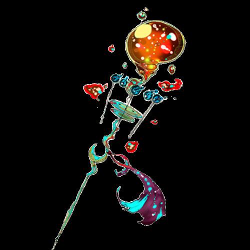 魔導師の杖