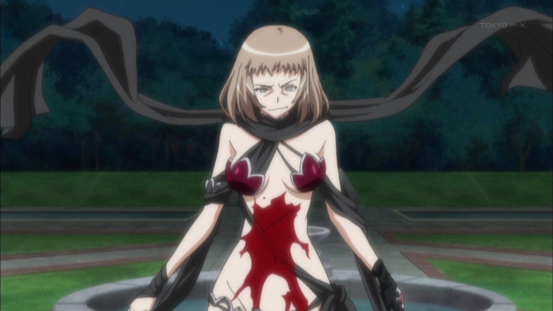 原作・アニメとも最後は串刺しに。こちらはアニメ版この後焼死します。 女ザコ・敵女・悪女情報wik