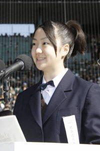 副島萌生の学生時代