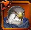鷹翼の鳥人戦士