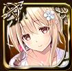 白浴衣の弓乙女ナナリー