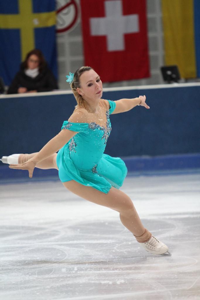 ケルシュティン・フランク - フィギュアスケート・コス...