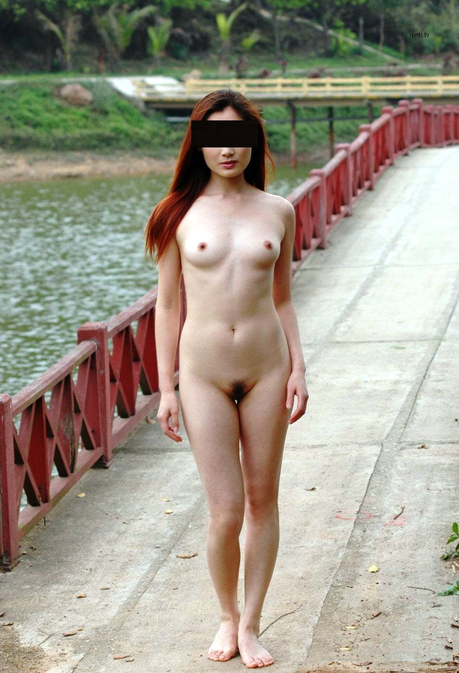 Sweet chinese nudist models, fucked so hard pussy bleeds