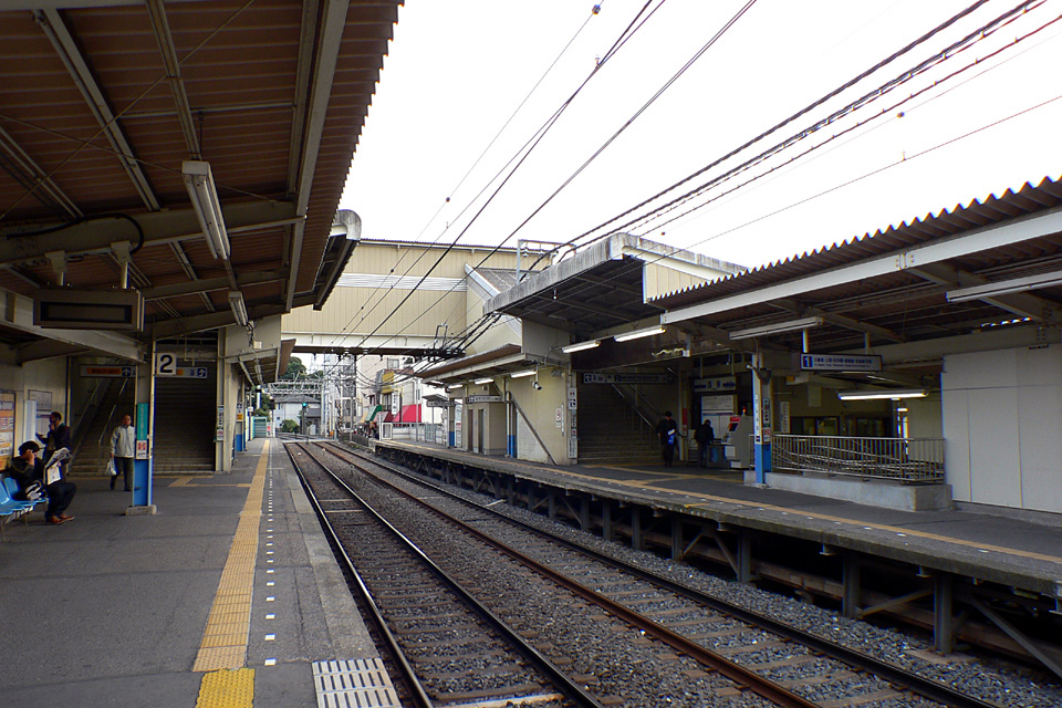 京成西船駅 - 駅wiki - Seesaa W...