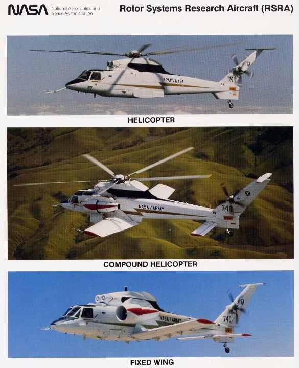 """シコルスキー S-72 """" Xウィング ..."""