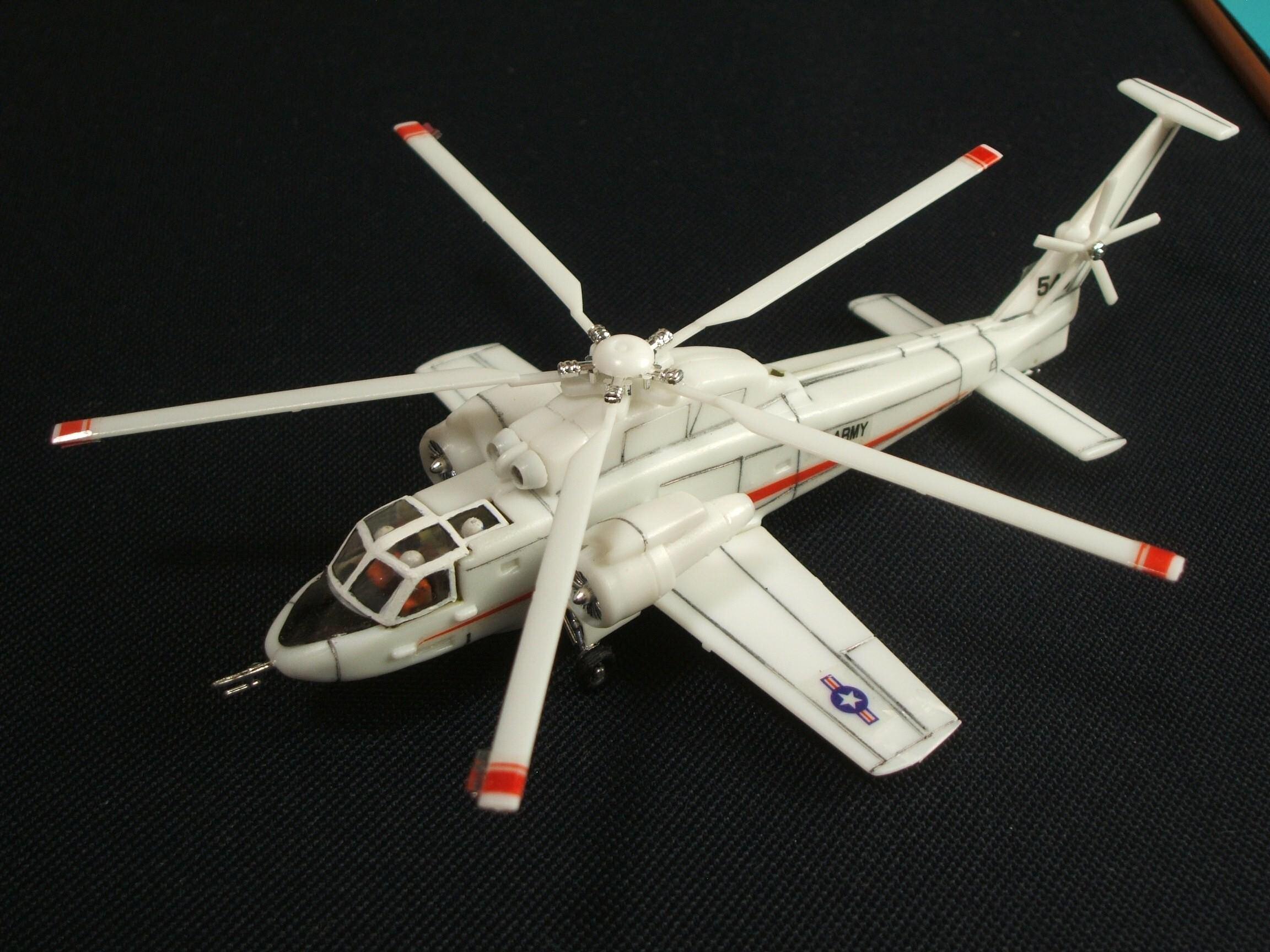 シコルスキー S-62 Xウィング - ...