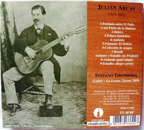 Stefano Grondona Discography -...