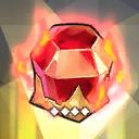 元素の心臓(炎)