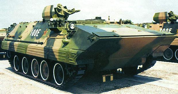 85式/89式装甲兵員輸送車(YW-53...