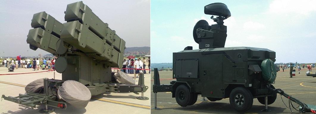 MIM-7F「スパロー」中距離地対空...