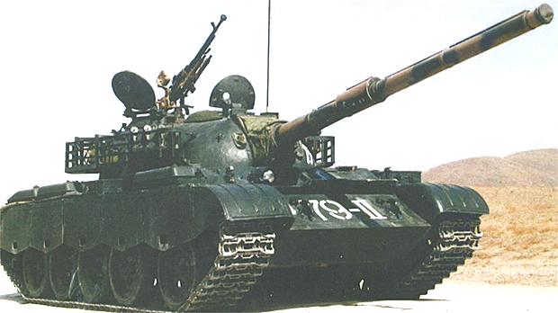 79式戦車(69-III式戦車/WZ-121D...