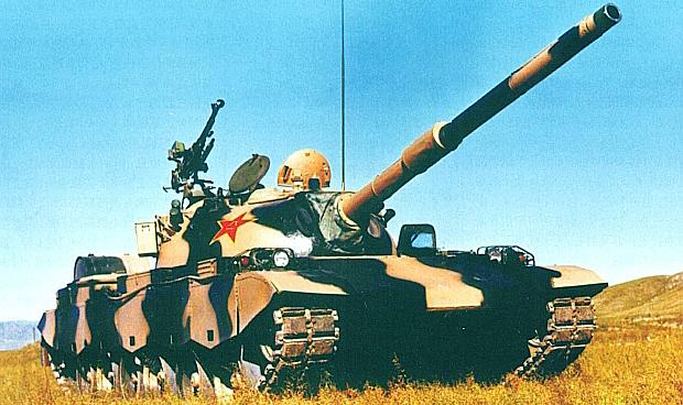 88式戦車(80-I式戦車/WZ-122A/Z...
