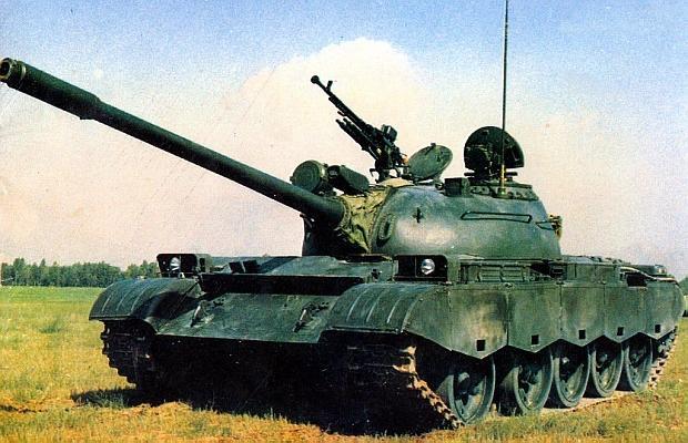 69式戦車(WZ-121) - 日本周辺...