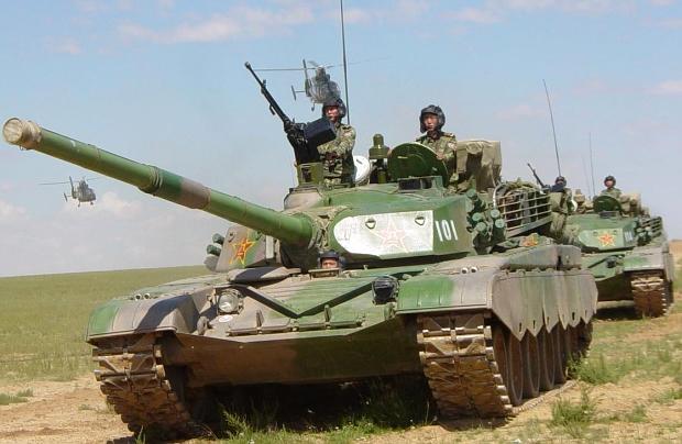 99式戦車(98G式戦車/WZ-123B/ZT...