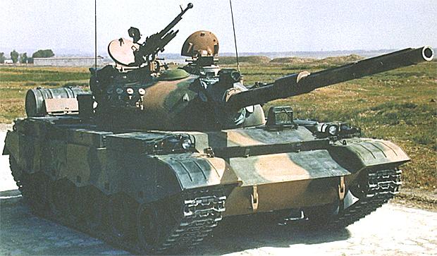80式戦車(WZ-122/ZTZ-80) - 日...