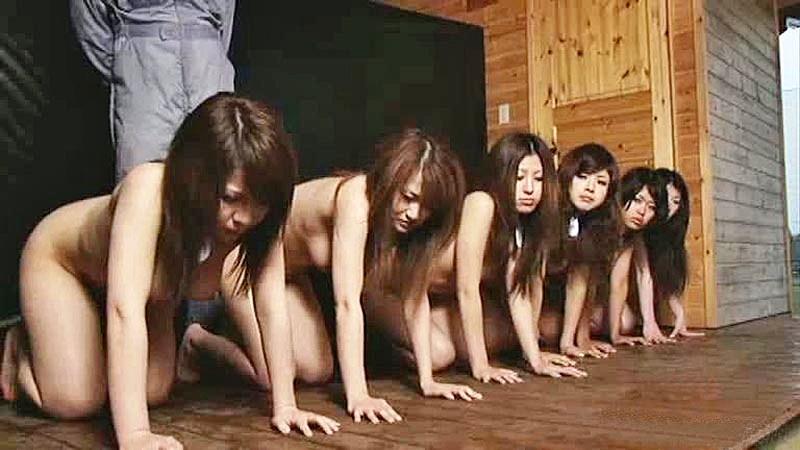 Naked japan girl crying