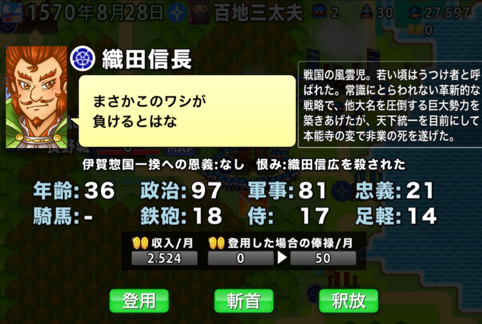 1570 伊賀惣国一揆 - ポケット戦...