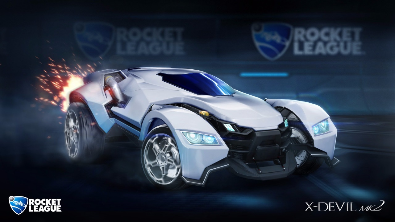 x devil mk2 rocket league ロケットリーグ wiki jp