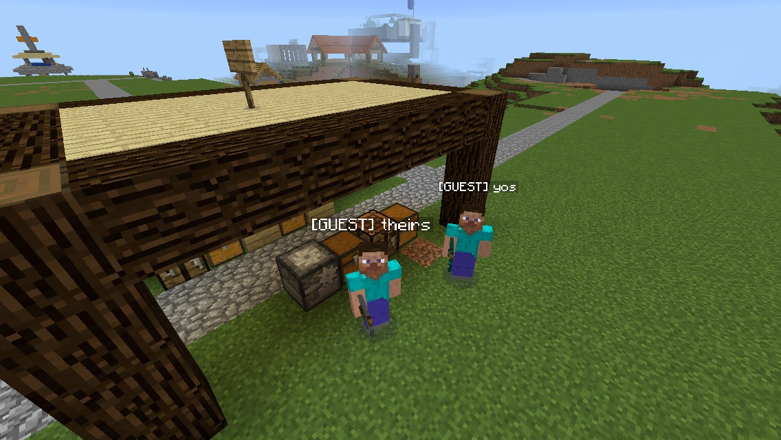 theirs - 白米鯖wiki(寿司鯖2nd) Minecraft PMMP