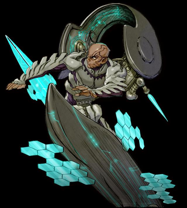 ザン - Terra Battle [テラバト...