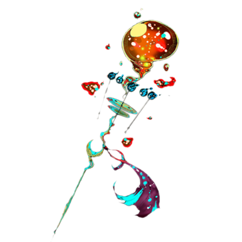 魔術師の杖