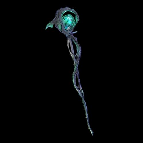 いにしえの杖
