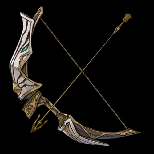 ブロンズの弓